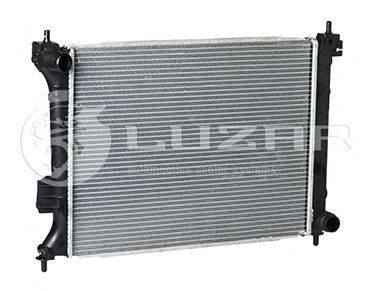 Радиатор, охлаждение двигателя LUZAR LRc 08J1