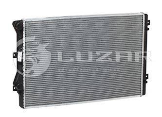 Радиатор, охлаждение двигателя LUZAR LRc 1811J