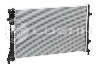 Радиатор, охлаждение двигателя LUZAR LRc 18K0