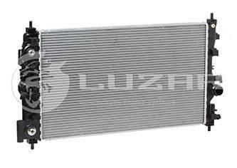Радиатор, охлаждение двигателя LUZAR LRc 21106