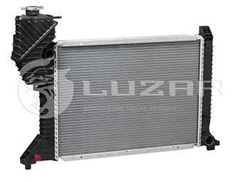Радиатор, охлаждение двигателя LUZAR LRc 1580