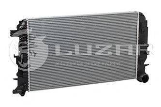 Радиатор, охлаждение двигателя LUZAR LRc 1502