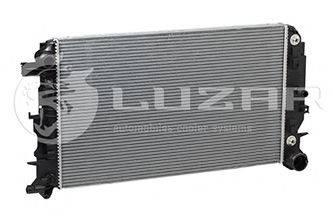 Радиатор, охлаждение двигателя LUZAR LRc 15102