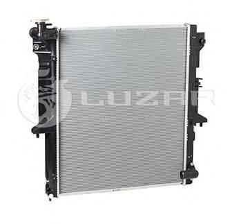 Радиатор, охлаждение двигателя LUZAR LRc 1148