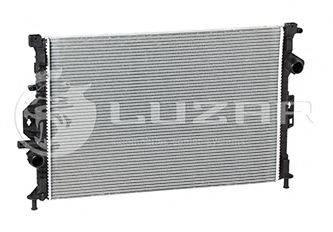 Радиатор, охлаждение двигателя LUZAR LRc 1041
