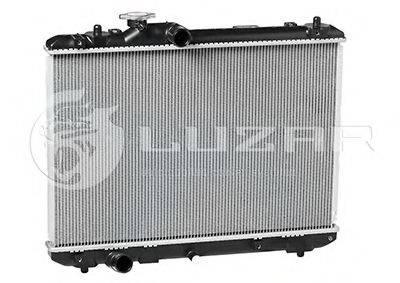 Радиатор, охлаждение двигателя LUZAR LRc 2462