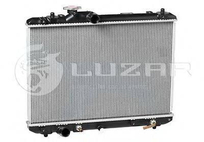 Радиатор, охлаждение двигателя LUZAR LRc 24163