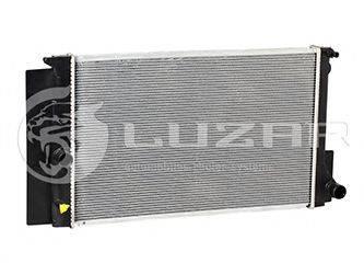 Радиатор, охлаждение двигателя LUZAR LRc 19D4