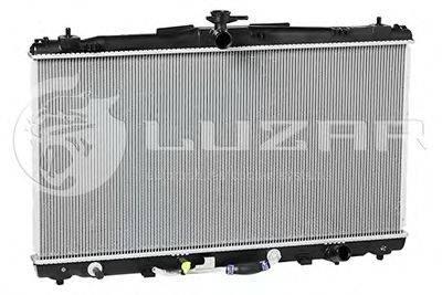 Радиатор, охлаждение двигателя LUZAR LRc 19140
