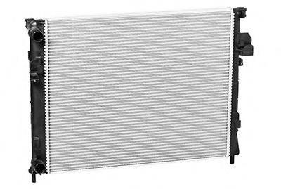 Радиатор, охлаждение двигателя LUZAR LRc 2145