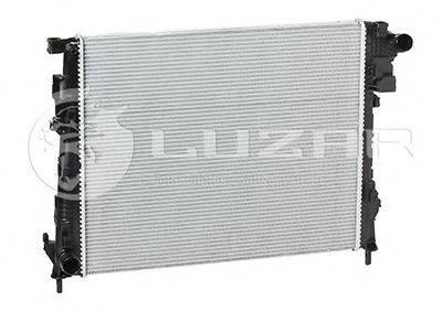 Радиатор, охлаждение двигателя LUZAR LRc 2148