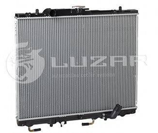 Радиатор, охлаждение двигателя LUZAR LRc 11168