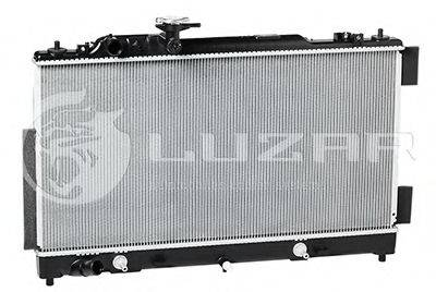 Радиатор, охлаждение двигателя LUZAR LRc 251LF