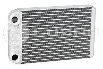Теплообменник, отопление салона LUZAR LRh 0550