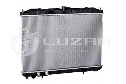 Радиатор, охлаждение двигателя LUZAR LRc 141H8