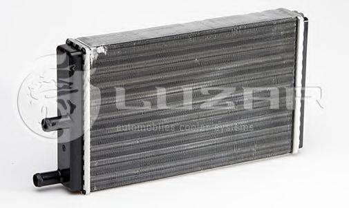 Теплообменник, отопление салона LUZAR LRh 0241