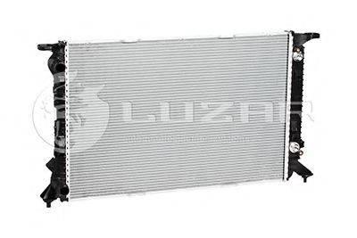 Радиатор, охлаждение двигателя LUZAR LRc 18180