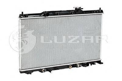 Радиатор, охлаждение двигателя LUZAR LRc 231NL