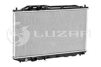 Радиатор, охлаждение двигателя LUZAR LRc 231RN