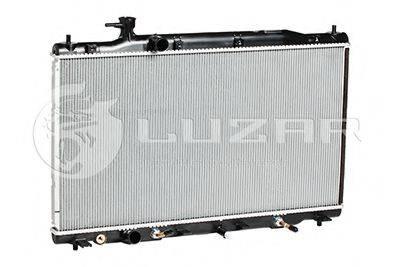 Радиатор, охлаждение двигателя LUZAR LRc 231ZP