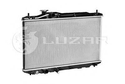 Радиатор, охлаждение двигателя LUZAR LRc 23SA