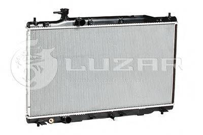 Радиатор, охлаждение двигателя LUZAR LRc 23ZP