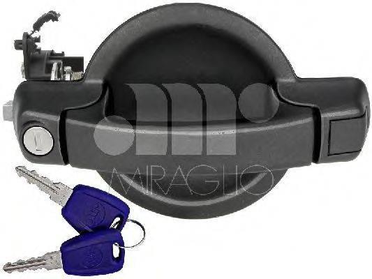 Ручка двери MIRAGLIO 80/503SC