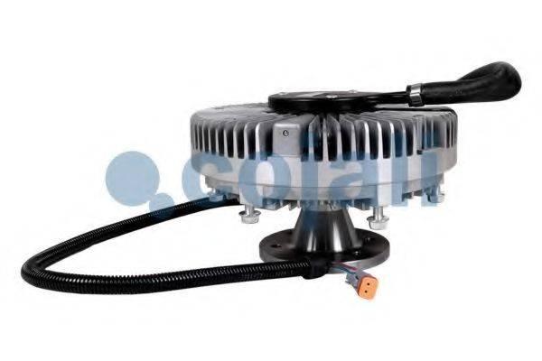 Сцепление, вентилятор радиатора COJALI 7023401