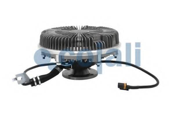 Сцепление, вентилятор радиатора COJALI 7063408