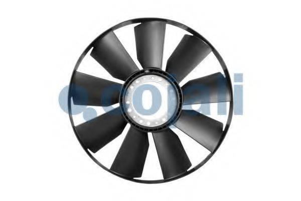 Крыльчатка вентилятора, охлаждение двигателя COJALI 7067107