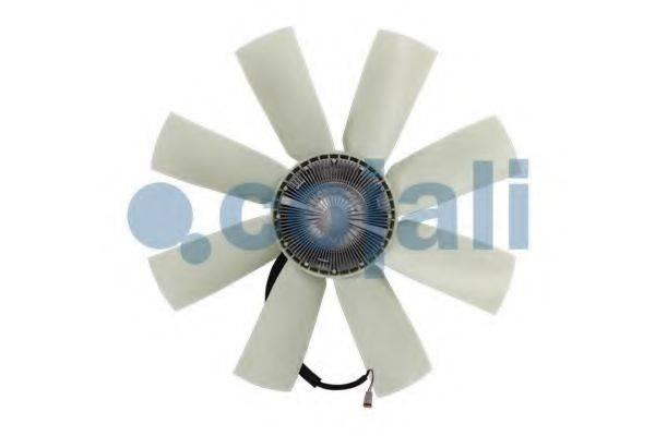 Вентилятор, охлаждение двигателя COJALI 7075402