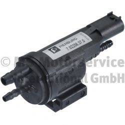 Клапан, система вторичного воздуха; Клапан, управление рециркуляция ОГ; Регулирующий клапан охлаждающей жидкости; Переключающийся вентиль, перекл. клапан (впуск.  газопровод); Переключающийся вентиль, заслонка выхлопных газов; Клапан, компрессор - клапан Bypass PIERBURG 7.02256.37.0