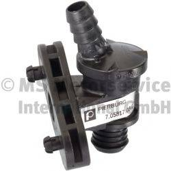 Клапан, усилитель тормозного механизма PIERBURG 7.05817.08.0
