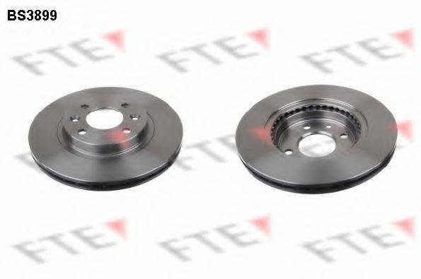 Тормозной диск FTE BS3899