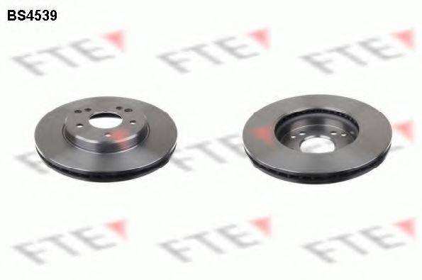 Тормозной диск FTE BS4539