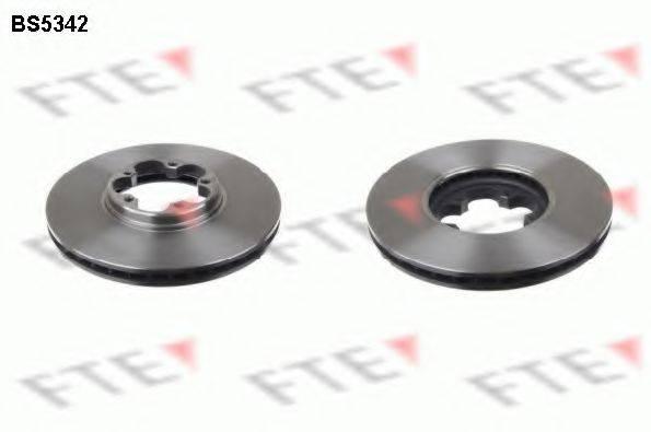 Тормозной диск FTE BS5342