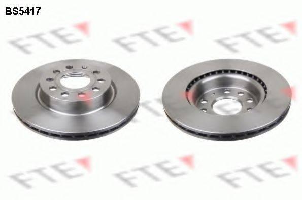 Тормозной диск FTE BS5417