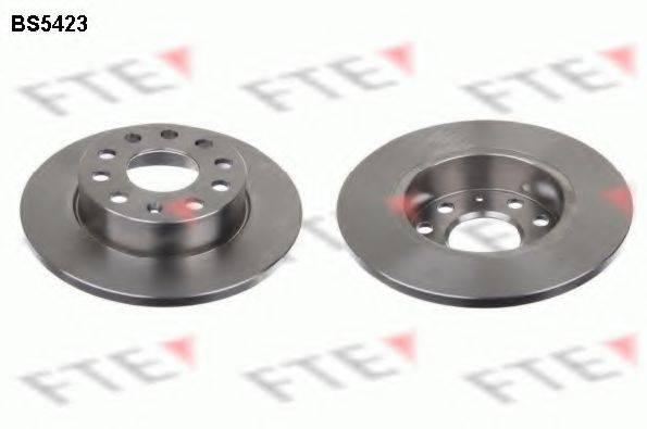 Тормозной диск FTE BS5423