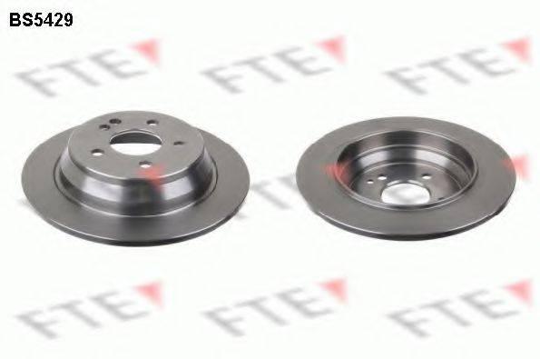 Тормозной диск FTE BS5429