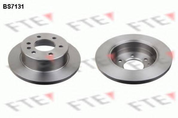 Тормозной диск FTE BS7131