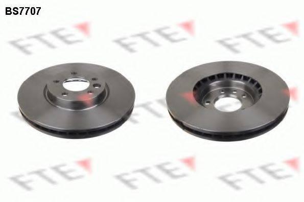 Тормозной диск FTE BS7707