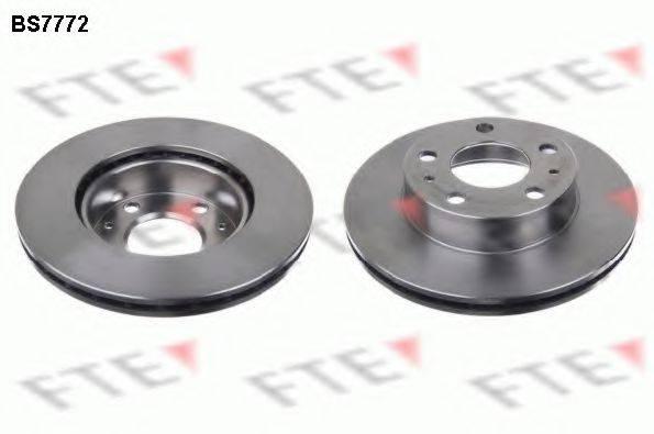 Тормозной диск FTE BS7772