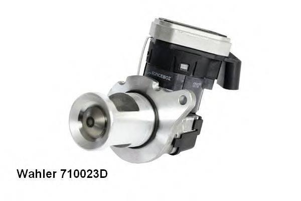Клапан возврата ОГ WAHLER 710023D