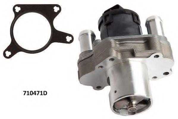 Клапан возврата ОГ WAHLER 710471D