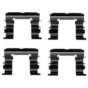 Комплектующие, колодки дискового тормоза DELPHI LX0613
