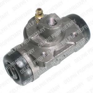 Колесный тормозной цилиндр DELPHI LW26506
