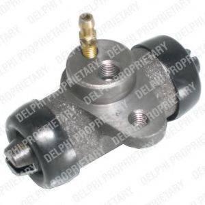Колесный тормозной цилиндр DELPHI LW41112