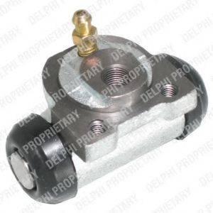 Колесный тормозной цилиндр DELPHI LW80100