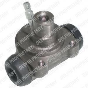 Колесный тормозной цилиндр DELPHI LW70150