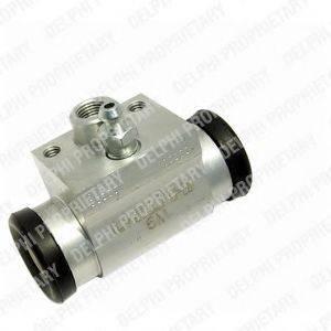 Колесный тормозной цилиндр DELPHI LW90058